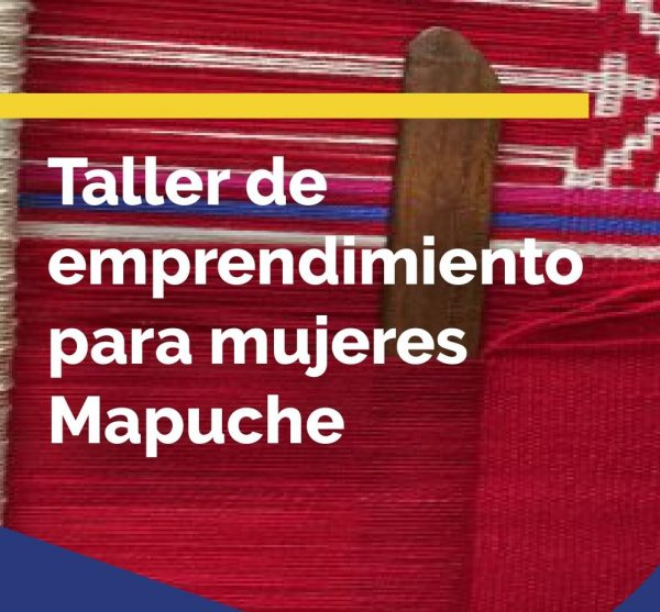 TALLERES DE EMPRENDIMIENTO PARA MUJERES MAPUCHE